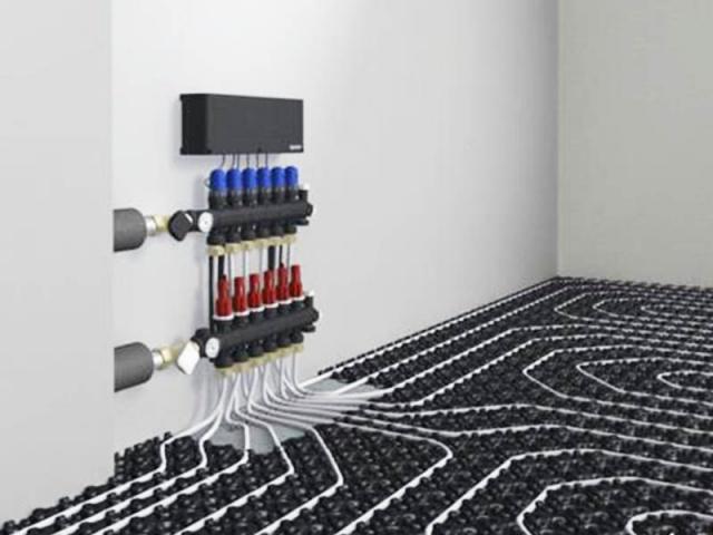 اشتباهات رایج در گرمایش از کف